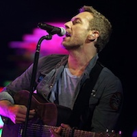 Coldplay Shoot 'Paradise' Video With Hype Williams