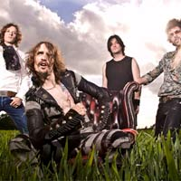 The Darkness debut new single 'Every Inch Of You'