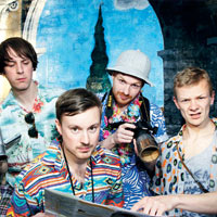 Django Django Announce UK Tour - Tickets 