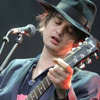Pete Doherty least wanted music star to go naked