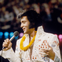 Elvis Presley's stained underpants to go under auction in Manchester