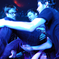 Friday, 23/03/12 Enter Shikari @ London, Hammersmith Apollo