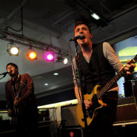Wednesday, 4/04/12 The Futureheads @ London, Union Chapel