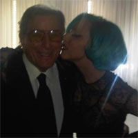 Lady Gaga: Tony Bennett Saw Me Naked - Video