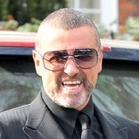 George Michael recording 'White Light' after pneumonia survival