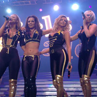 Girls Aloud 'planning Royal Variety Show performance'