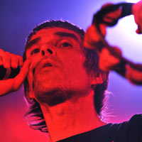 Saturday 05/12/09 Ian Brown @ Brixton Academy, London