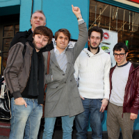 The Inbetweeners Movie Celebrates A Month Atop UK Box Office Charts