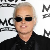 Led Zeppelin's Jimmy Page Inducted Into Mojo Hall Of Fame