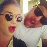 Kelly Osbourne, Joe Jonas hit Coachella week two - pics