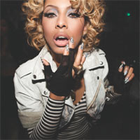 Keri Hilson Announces October UK Tour - Tickets