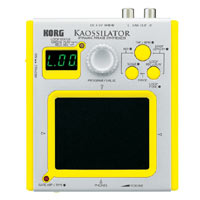 Win A KORG Kaossilator Signed By Enter Shikari!!!