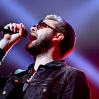 Kasabian rock Amsterdam on European tour