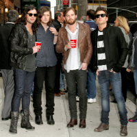 Kings of Leon Keen To Write Next James Bond Theme
