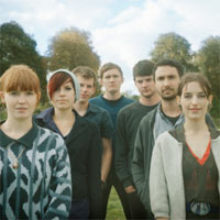 Get Loaded In The Park 2011: Los Campesinos! Interview
