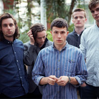Friday, 08/06/12, The Maccabees @ Alexandra Palace, London