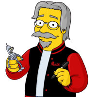 Simpsons Creator Matt Groening To Curate First Weekend Of ATP UK!