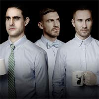 Miike Snow: 'All we want to achieve is world peace'