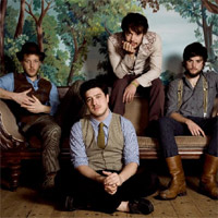 Mumford & Sons: 'We're just finishing album number two'