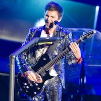Muse's 'Uprising' Makes American Idol Appearance