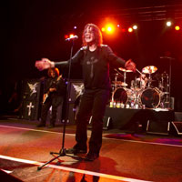 Triumphant Black Sabbath Birmingham homecoming gig
