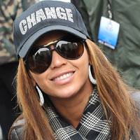 Beyonce: 'I Want To Perform At Barack Obama's Inauguration'