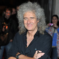 Queen's Brian May: Lady Gaga Is A Phenomenon