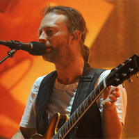 Radiohead dedicate 'Reckoner' to Scott Johnson on live return