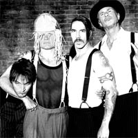 Win tickets to Red Hot Chili Peppers summer shows!