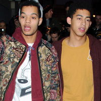 Thursday 15/03/12 Rizzle Kicks @ London, Shepherds Bush Empire