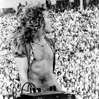 Led Zeppelin In Talks For Glastonbury 2008