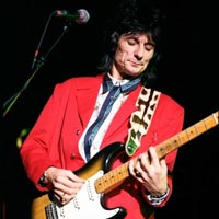 Rolling Stones' Ronnie Wood Artwork 'Flops' At Auction