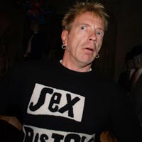 John Lydon attacks Bono: 'Open your wallet!'
