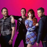 Scissor Sisters' Ana Matronic reveals her 'Kiki' party guestlist