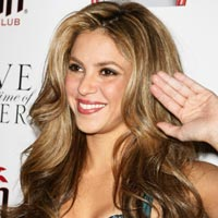 Shakira Song Chosen As Official 2010 World Cup Anthem