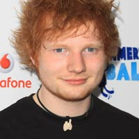 Ed Sheeran 'emotional' after scoring No.1 US album