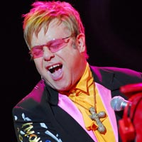 Elton John Compares Lady Gaga To The Beatles' John Lennon