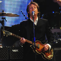 Sir Paul McCartney Unveils Tracklisting For New Live Album