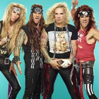 Exclusive: The Steel Panther rules of rock and roll