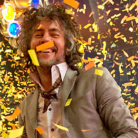 The Flaming Lips team up with Bon Iver - listen