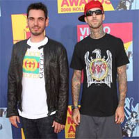 Blink-182's Travis Barker Recording Music Again After Plane Crash