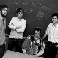 Vampire Weekend Reveal Debut Album Details