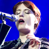 Florence gets gothic at Nottingham show