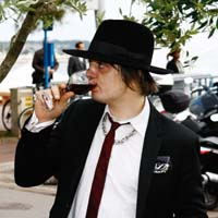 Pete Doherty suffers 'enormous anxiety' at live shows