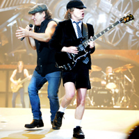 AC/DC: 'The new album is a year or two away'