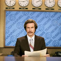 Film News: first Anchorman 2 poster revealed