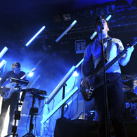 Delphic: 'Today's bands are just trying to stay alive'