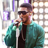 Usher reveals one-off show in London - tickets