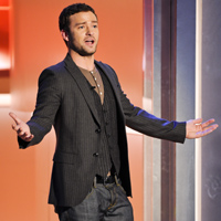 Justin Timberlake: 'Obama inspires me once again'
