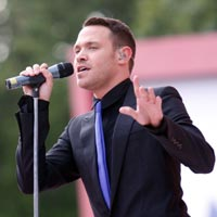 Will Young reveals dream of recording duet with Bjork